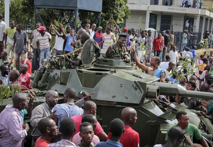 Operativo militar en el marco de un fallido golpe de estado, cuyos acusados ya fueron presentados ante un fiscal. (AP)