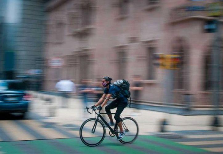 Andar en bicicleta no afecta sexualidad de los hombres de acuerdo al estudio. (Contexto)