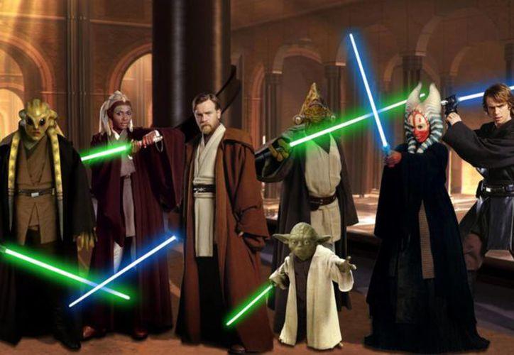 La saga de 'La Guerra de las Galaxias' dio origen al Templo de la Orden del Jedi, en Inglaterra, que cuenta con miles de 'feligreses'. (animx.com.mx)
