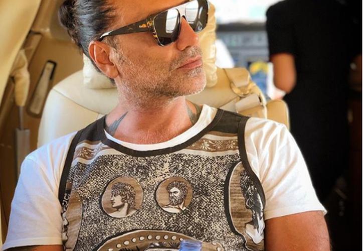 Fernández ha estado en el ojo del huracán numerosas veces, debido a cuestiones de alcohol. (Instagram)