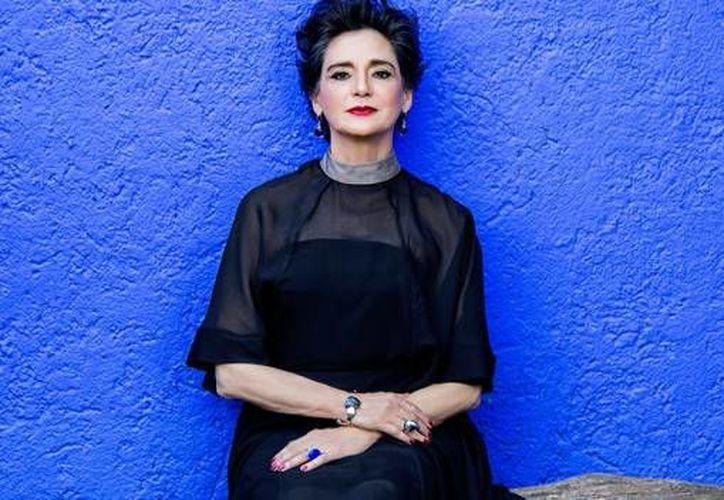 La actriz Ofelia Medina anunció que se encuentra preparando una película que tendrá locaciones en Yucatán. (Imagen tomada de dominio.fm)