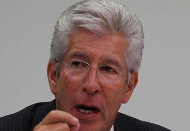 Ruiz Esparza dijo que con la reforma se crea una nueva arquitectura institucional. (Notimex)