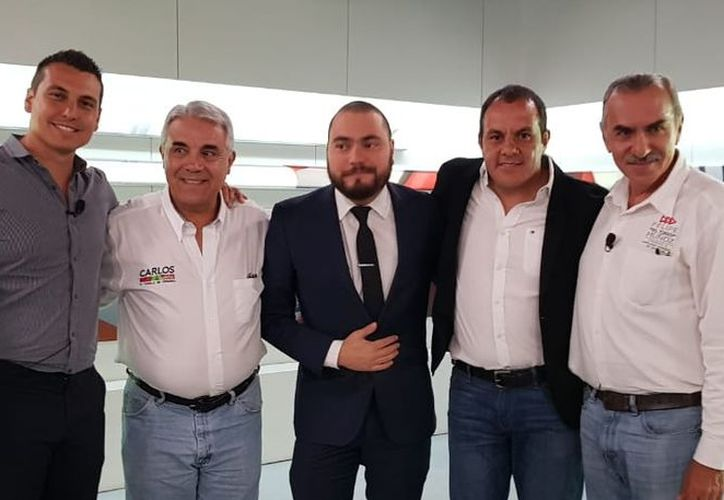 Ex jugadores de fútbol de distintos perfiles han dado el brinco a la palestra de diferentes puestos y cargos dentro del gobierno. (Twitter)