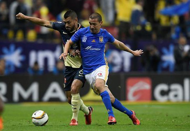 El América llegó a este partido tras un empate a ceros contra Cruz Azul. (Foto: Milenio)