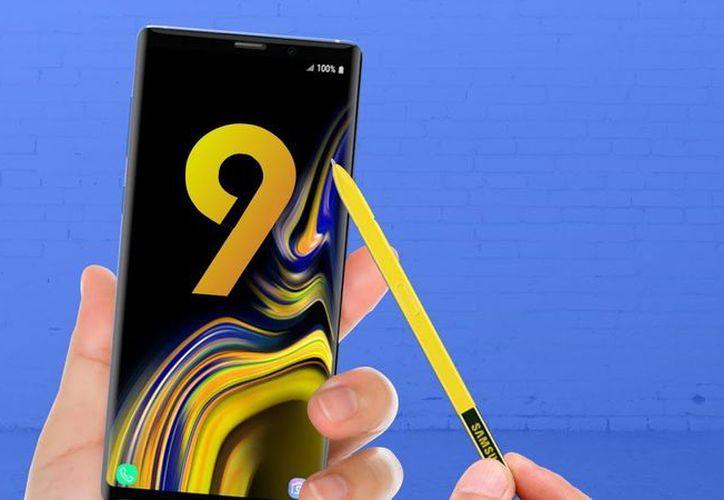 El Note 9, es comparado con equipos de alto rendimiento como iPhone X y Google Pixel. (Internet)