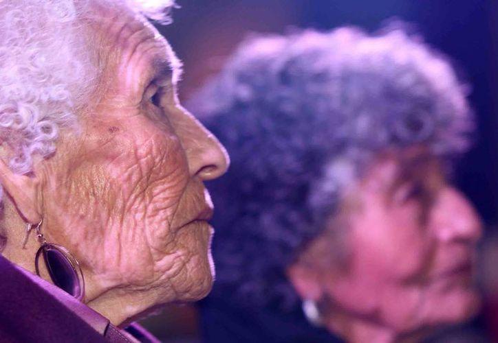 Las modificaciones a la Ley de los Derechos de los Adultos Mayores permitirá garantizar la atención a los más de 10 millones de ancianos que existen en México. (Archivo/SIPSE)