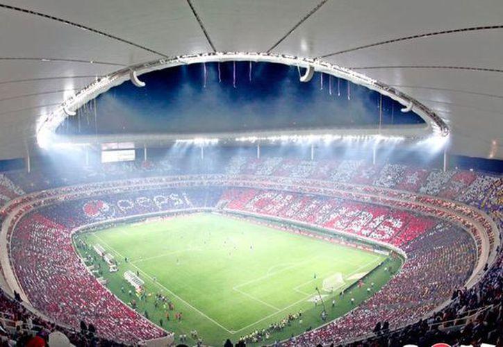 El patrocinio comenzará en enero con el nombre del estadio. (Contexto)