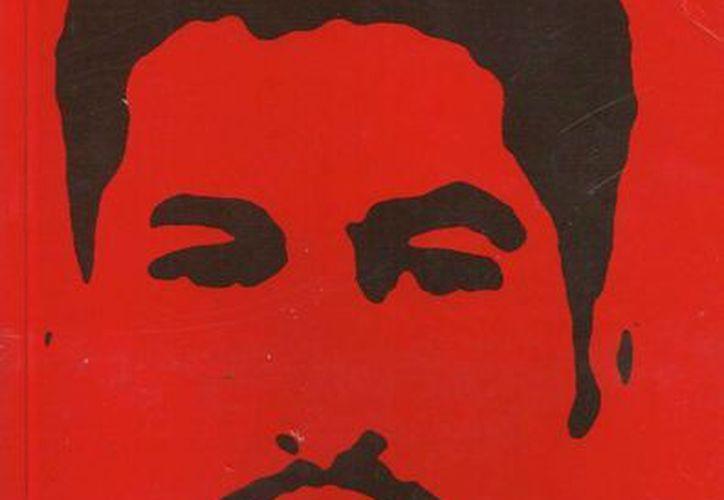 Portada de libro cuya autoría se atribuye a Nazario Moreno González, alias <i>El Chayo</i>, líder de Los Caballeros Templarios. (vice.com)