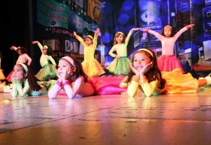 El festival en el que participarán más de 200 niños. (Redacción/SIPSE)