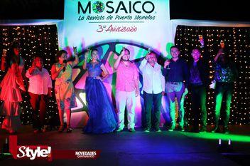 La revista de Puerto Morelos celebra su tercer aniversario
