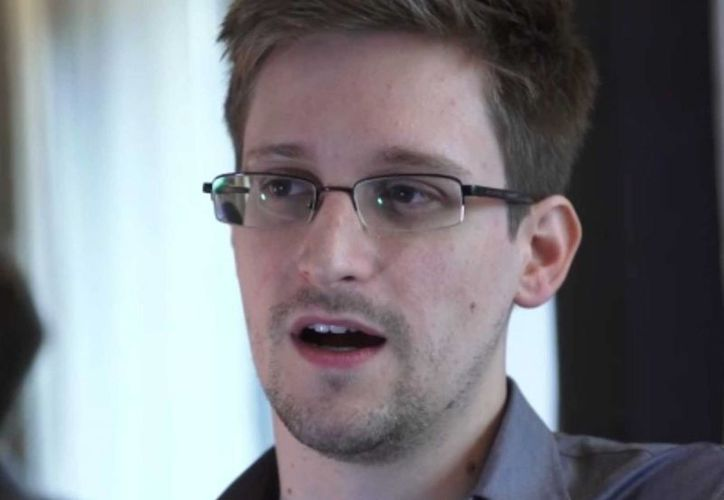 Edward Snowden es autor de las filtraciones sobre el espionaje de la Agencia Nacional de Seguridad de EU. (Archivo/AP)