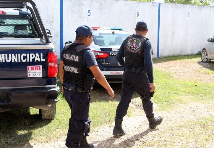 La autoridad reconoció que es insuficiente el personal pero trabajarán coordinadamente con la policía rural. (Joel Zamora/SIPSE)