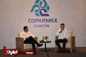 Reunión de Coparmex