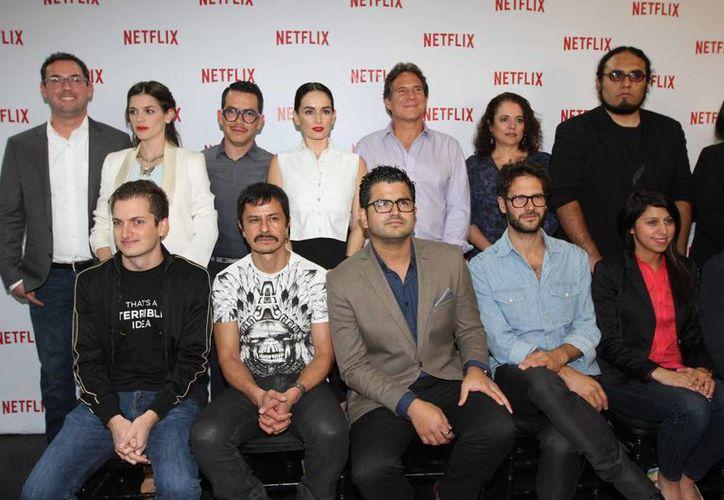 Ana de la Reguera, Irene Azuela y Manolo Caro serán parte del jurado que elegirá a una de las dos cintas mexicanas independientes ganadoras del concurso de Netflix. (Notimex)