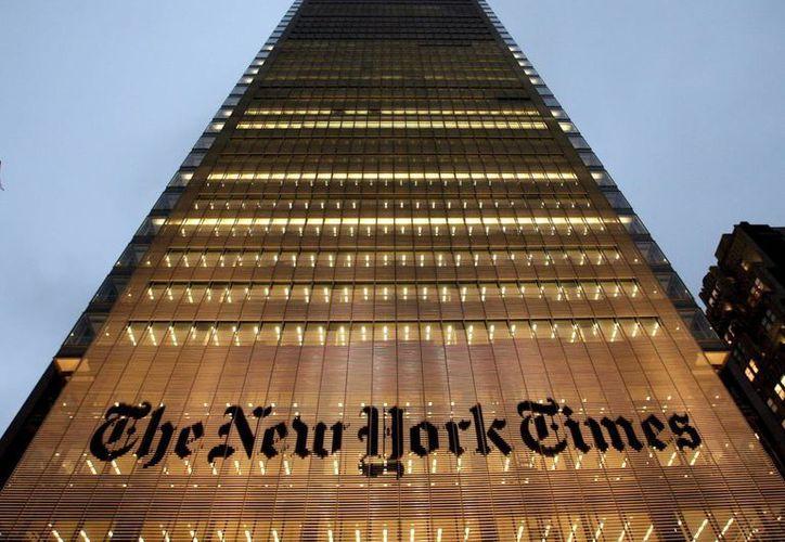 Los informes fueron publicados el jueves por The New York Times, el británico The Guardian y el portal de noticias ProPublica. (Archivo/EFE)
