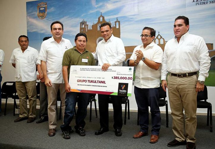 Bienestar Turístico tiene como objetivo impulsar la economía de las comunidades mayas y marginadas. (SIPSE)
