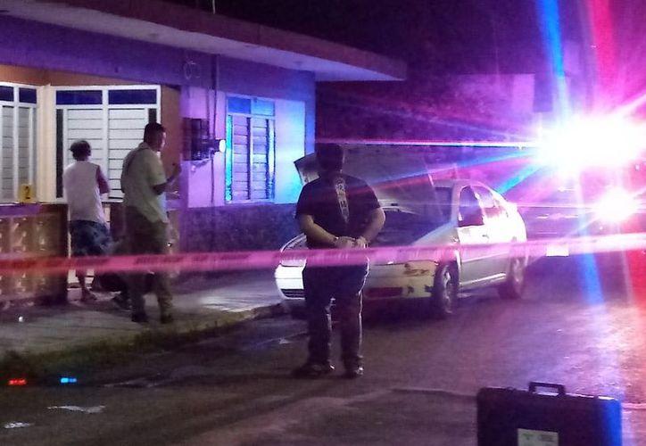 Elementos policiacos comenzaron una persecución que termino en la detención de un sujeto en Chetumal. (SIPSE)