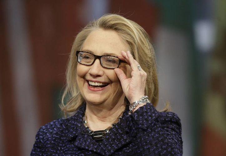 """Según Hillary, las mujeres han dado """"muchos pasos adelante"""". (Agencias)"""
