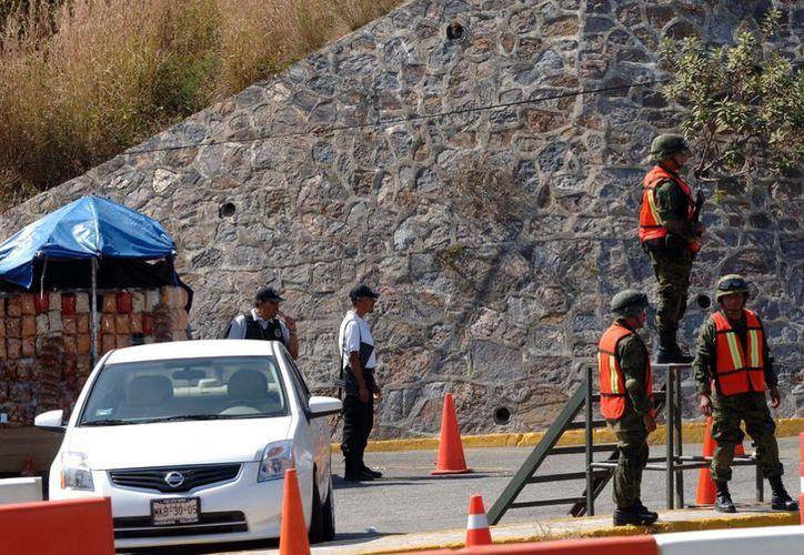 Los efectivos colaborarán con las autoridades beliceñas en la construcción del puente fronterizo en Santa Elena. (Archivo/Notimex)