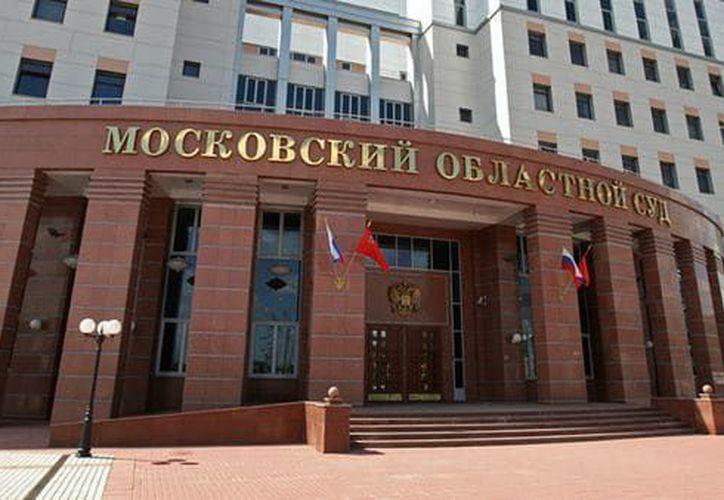 Tres integrantes de una banda criminal murieron y otros dos resultaron heridos en un tiroteo en un tribunal de Moscú. (Contexto/Internet).