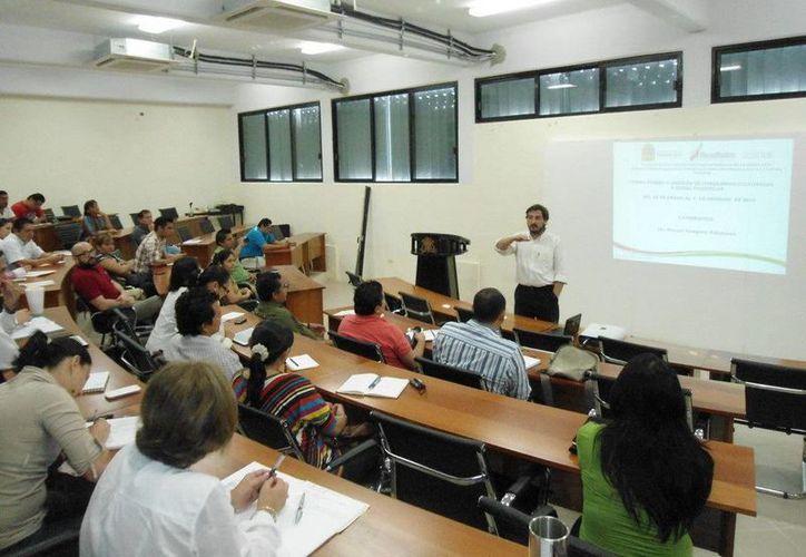 Los cursos terminarán el 15 de marzo y tendrán diferentes sedes en el estado. (Cortesía/SIPSE)