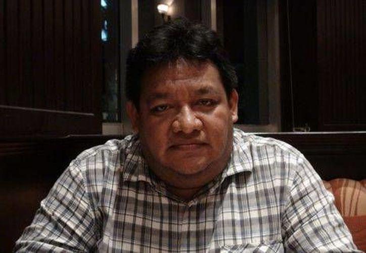 Luis García Hernández (foto), secretario general del PRD en Campeche, reveló que el expropietario de Oceanografía, Amado Yáñez Osuna, patrocinó campañas políticas. (Milenio)