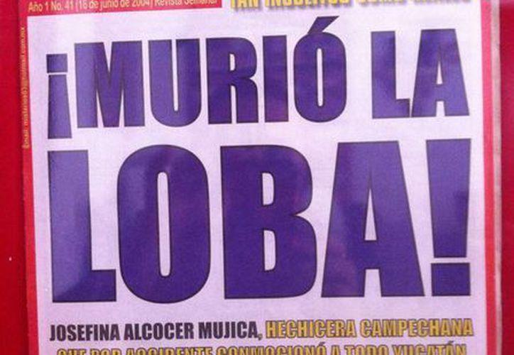 El caos de la Mujer Loba conmocionó a toda la región del sureste mexicano, en especial a Yucatán. (Cortesía/ Jorge Moreno)