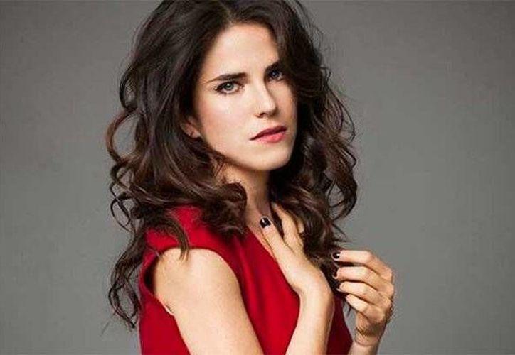 Karla Souza, es una de las actrices mexicanas que poco a poco comienza a destacar por su trabajo en EU. (Zócalo Saltillo)