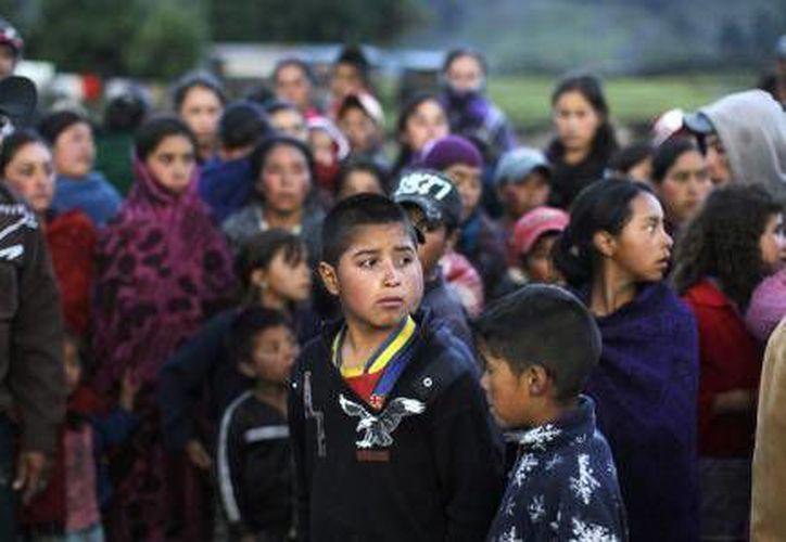 En el informe la CIDH alerta que los niños, adolescentes y mujeres migrantes son los más vulnerables en su paso por México. (Archivo/Reuters)