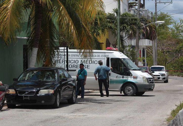 Aun no hay detenidos por el asesinato de Fernando de Leeuw Santiago. (Gustavo Villegas/SIPSE)