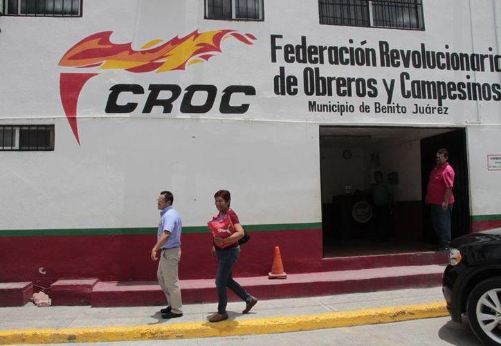 Actualmente hay 29 mil trabajadores afiliados al gremio. (Tomás Álvarez/SIPSE)