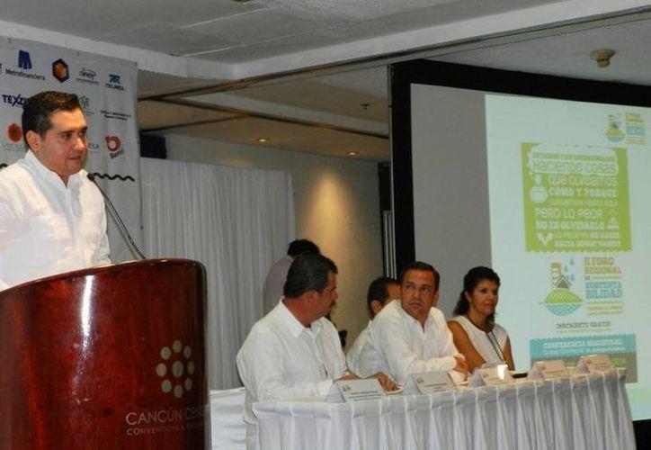 Secretario de Desarrollo Urbano y Vivienda, Mauricio Rodríguez Marrufo. (Redacción/SIPSE)