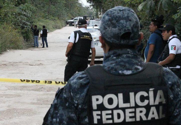 El cuerpo de la mujer fue encontrado en lunes por la tarde. (Redacción/SIPSE)