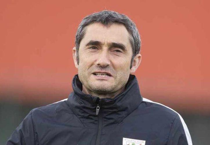 Valverde afirmó que la humedad y el calor afectaron al desarrollo habitual del partido. (Contexto)