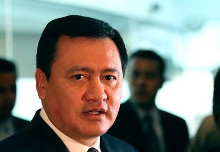 """""""La única manera de medirnos es actuar con transparencia en la información que se da"""", indicó Osorio Chong. (Archivo/Notimex)"""