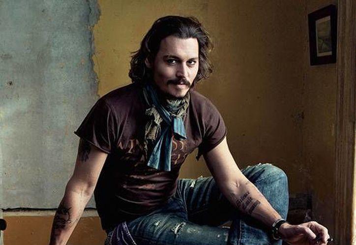 Los ex gerentes de negocios de Johnny Depp lo demandaron por tener una lujurioso estilo de vida.(Archivo/AP)