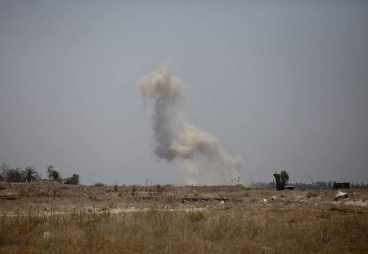 Bagdad ha sufrido una serie de ataques casi a diario en semanas recientes. (Agencias)