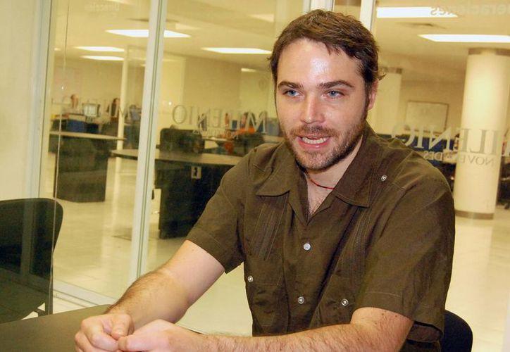 """Gregorio Aubertin, impulsor de """"RideConmigo"""", explicó que el proyecto beneficia a todas las partes. (Milenio Novedades)"""