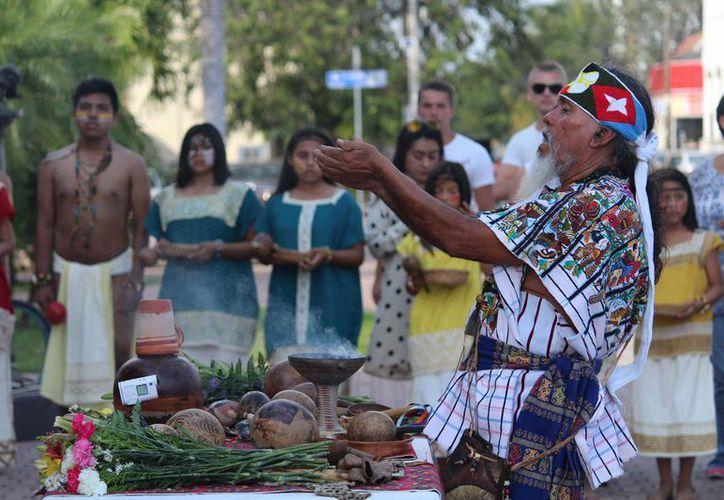 La serie de eventos se realizará por el Día Internacional de los Pueblos Indígenas, que se celebró el pasado 9 de agosto. (Octavio Martínez/SIPSE)