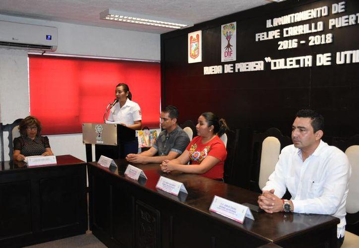 Algunos de los asesores de la presidenta municipal de Felipe Carrillo Puerto, Paoly Perera Maldonado, también han buscado cargos de elección dentro de planillas. (Daniel Tejeda/SIPSE)