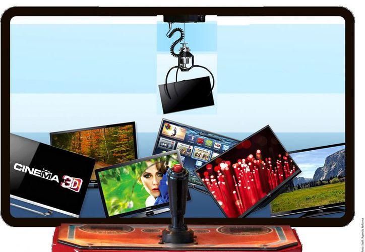 El factor principal que consideran los mexicanos al comprar una TV es el tamaño de la pantalla. (Agencia Reforma)