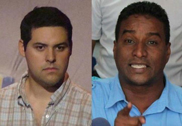 Ambos dirigentes de Voluntad Popular (VP) tenían más de un año recluidos en El Helicoide. (Foto: Mundo Agua)