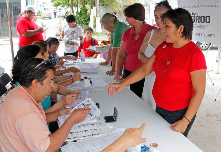 El año pasado se lograron varios descuentos para los votantes. (Israel Leal/SIPSE)