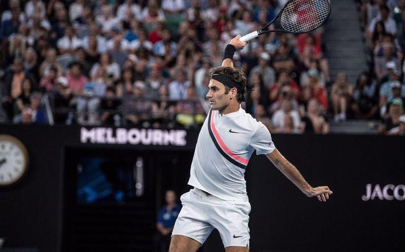 Federer sacó boleto a cuartos de final