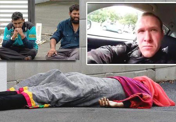 A plena luz del día, dos hombres abrieron fuego en dos mezquitas situadas en el centro de Christchurch. (Foto: Internet)