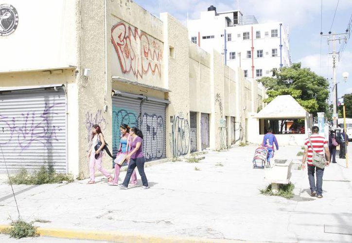 Se aumentó densidad de viviendas por hectárea en el centro de la ciudad. (Tomás Álvarez/SIPSE)