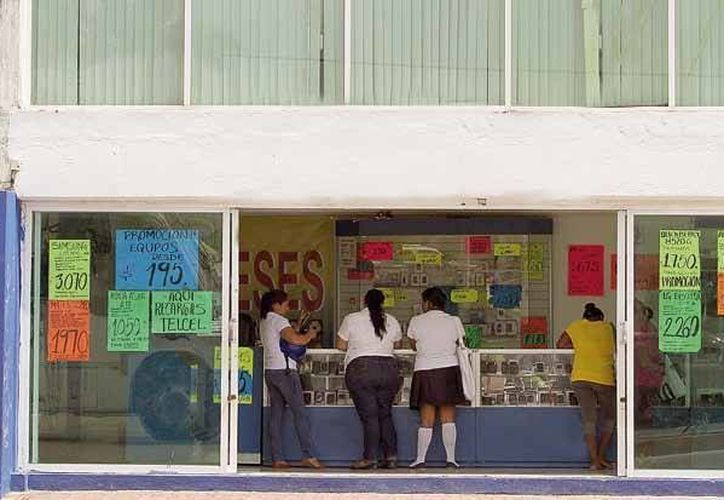 Los negocios están divididos en 88 giros comerciales, abarcando desde restaurantes, hasta establecimientos generales. (Adrián Monroy/SIPSE)
