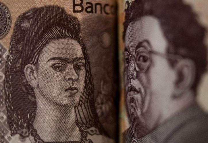 El Banco de México anunciará el lunes cambios al billete de 500 pesos. (Bloomberg)