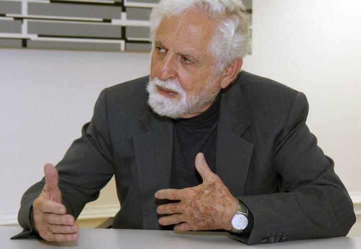Carl Djerassi murió a los 91 años por complicaciones de cáncer. (AP)
