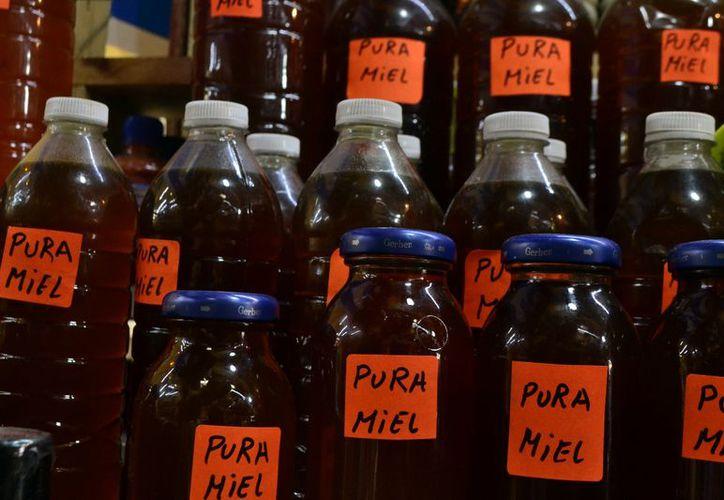 El precio inicial de la miel era de 46 pesos el litro, desde hace tres meses se estableció entre 30 y 35 pesos. (Milenio Novedades)